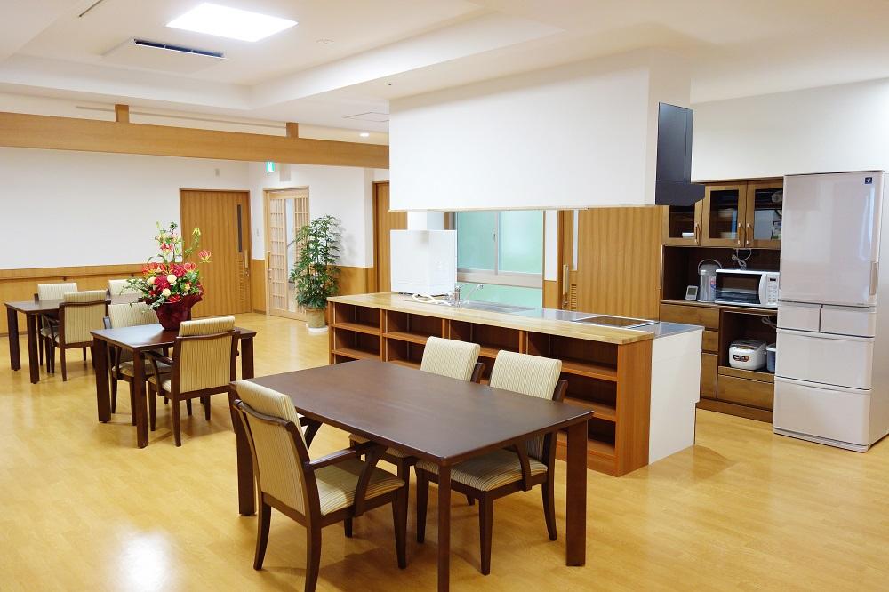 風林荘別館 食堂